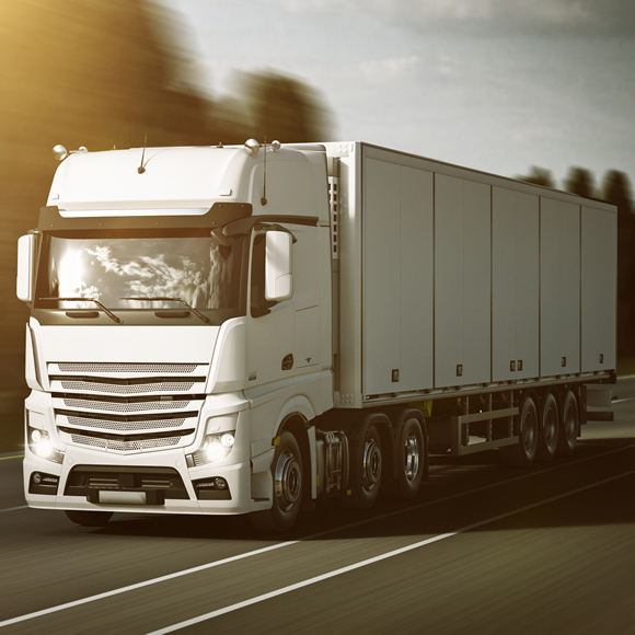 A typical haulage vehicle - Boyd Insurance