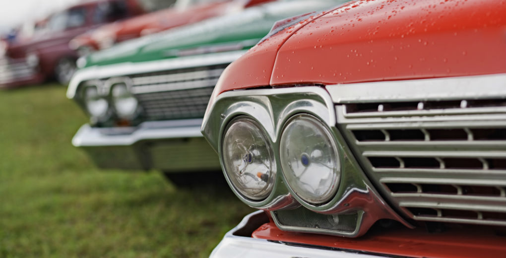 Is your car a classic yet?